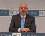 José Antonio Pastor sobre valoración año político