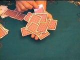 Tour de magie: Lévitation de cartes
