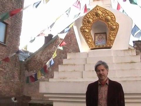 Présentation du Centre d'Etudes tibétaines par Carlo Luyckx