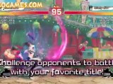 Super Street Fighter IV Arcade Edition Video Game - Captivate 11 - Console And PC Announce Trailer HD - www.MiniGoGames.Com