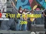 Juanes - Fête de la musique 2006