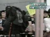 Michael Jackson at the MTV Japan award 2