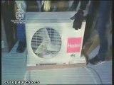 Acusados de esconder hachís en aire acondicionado