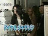 Michael Jackson at the MTV Japan award 3