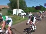 La Route de Saône et Loire 2011, l'émission 006 : Ecuisses - Saint Vallier, l'étape 2