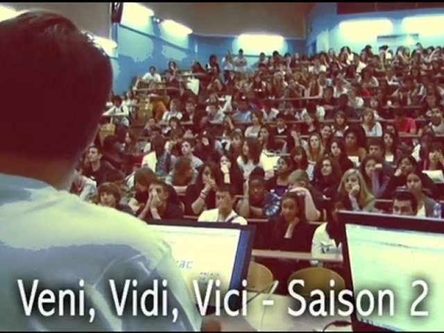 UPEC : Veni Vidi Vici Saison 2