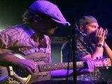 Tim Lothar et Peter Nande au Festival Blues des 2 Rivières en Bretagne