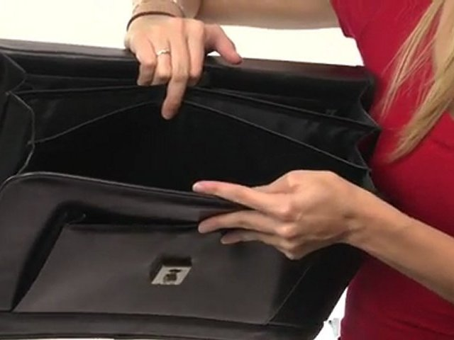 Briefcase Laptop Bag from DiscountMugs