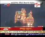 Sri Durga malleswara swami Teppotsavam @ Vijayawada - Not enough two eyes to watch