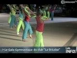 Gala de gymnastique à Saint-Lô