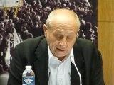 """2-Bernard Cassen - Intervention en introduction à la table ronde du colloque du M'PEP du 11 juin 2011 """"Que faire de l'Union européenne ?""""."""