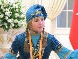 9. Uluslararası Türkçe Olimpiyatları Öğrenci Temsilcileri Çankaya Köşkünde