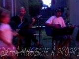 Fête de la musique 2011 à Propriano avec le Sergent ( Guitare acoustique, basse chant )