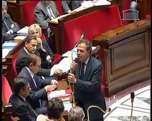 Question au gouvernement - Suppression des moyens de l'Education Nationale - Hervé FERON - 22 juin 2011