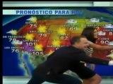 Quand Tom Hanks s'improvise danseur météo