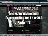 Comment graver un jeu Xbox - Tuto Video - www.flash-xbox360-slim-paris.com part-1