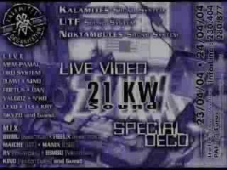 UTF  KALAMIT    NKB  italie2004