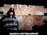 """Nipsey Hussle """"Strapped"""""""