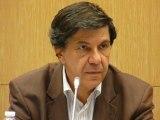 """5 - Jacques Sapir - Intervention en introduction à la table ronde du colloque organisé par le M'PEP le 11 juin 2011 """"Que faire de l'Union européenne ?""""."""