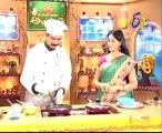 Abhiruchi - Recipes - Mint Alu Soup, Sorakayatho tekkilu  11th  Nov 10  -  Part  -  02