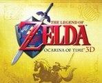 Vidéotest The Legend Of Zelda : Ocarina Of Time 3D
