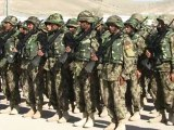 Barack Obama a annoncé mercredi le retrait d'ici à l'été 2012 du tiers des forces américaines