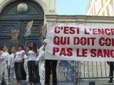 100 jours de contestation et de répression