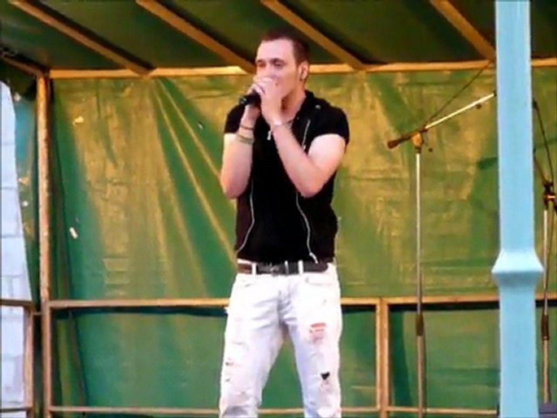 Morgan ROYER - Concert à Cosne sur Loire - 21/06/2011