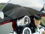 Nackt Motorradfahren