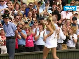 L'élégance selon Maria Sharapova