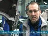 Le métier de technicien-électricien-électronicien automobile