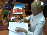 Tymoshenko attacks Ukraine court case 'farce'