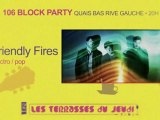 Teaser 106 Block Party du 30 juin