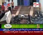 Protesters attacked on leaders houses,NCC office @ Sompeta, Generator fired