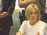Lindsay Lohan gets bailed out of Jail  Judge Sends Lindsay Lohan to Jail in Necklace Theft Case