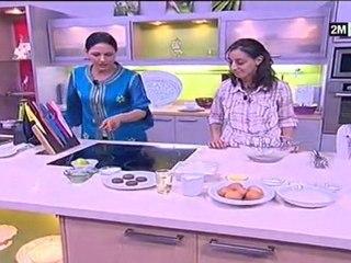 Recette Pour Enfant Le Cake Biscuit