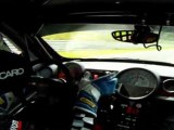 Test laps with the MINI John Cooper Works Coupé Endurance - Onboard Driving shots