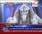 Lord Ganesh  @ Twin Cityes Pandals - Vereity Forms,Many Types of Darshans