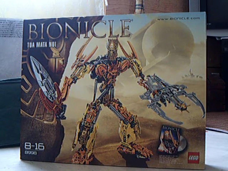 Review lego Bionicle set titan