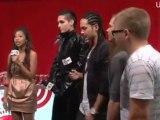 2011.06.25 - Tokio Hotel Interview - MTV VMAJ с русскими субтитрами