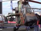 Hélicoptère Tigre Armée de Terre ALAT Full HD  Meeting aérien du Bourget Paris Airshow LFTA 2011