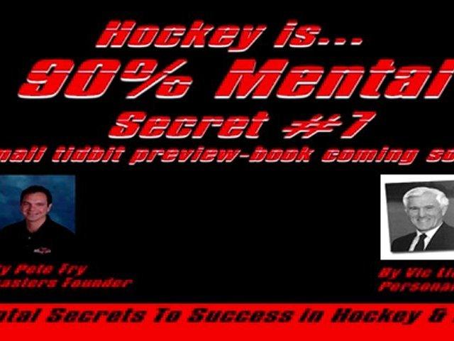 90% Mental Hockey Audiobook Secret #7 Preview Fry & Lindal