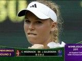 Dzień 6. Wimbledonu - singiel kobiet