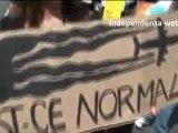 Epandages aériens de produits chimiques, le danger des chemtrails, 1er mai 2011 @ Paris