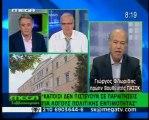 Φλωρίδης  «Το κράτος δεν θέλει να πατάξει τη φοροδιαφυγή»
