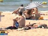 Hérault : la lutte contre les coups de soleil