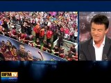 BFMTV 2012 : qui êtes-vous Manuel Valls ?