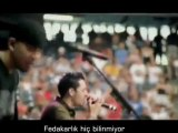 Linkin Park Live In Texas Pushing Me Away Türkçe Altyazı