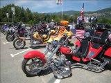 Trikes et motos à Montalieu