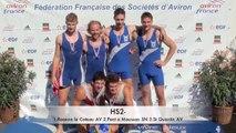 Critérium National senior 2011 - Finales A HS2X & HS2- & HS1X